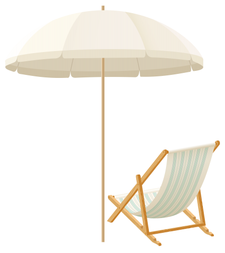 Beach Umbrella With Chair Png Clip Art Best Web Clipart Fabric Dining Chairs Salon Chairs For Sale Accent Chairs For Living Room