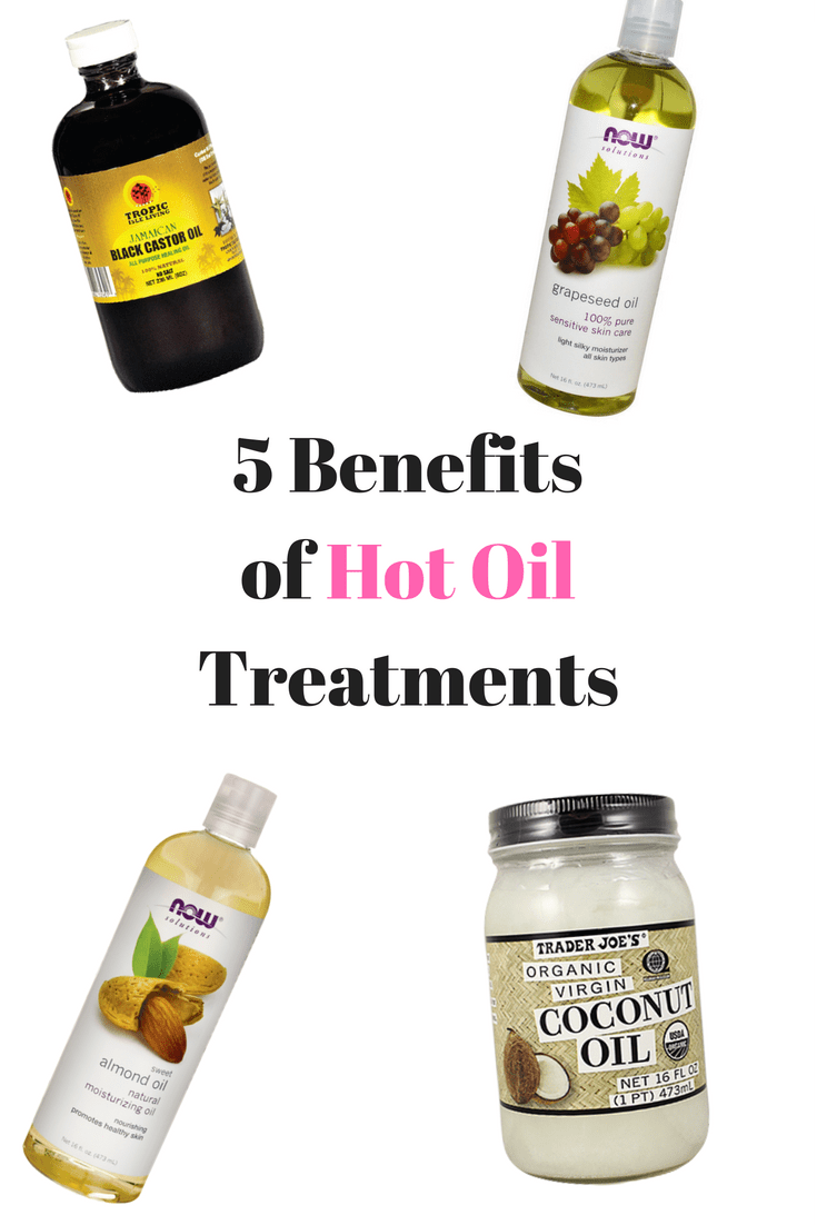 5 Benefits Of Hot Oil Treatments On Natural Hair Happily Ever Natural Hot Oil Treatment Oil Treatments Hair Hot Oil Treatment