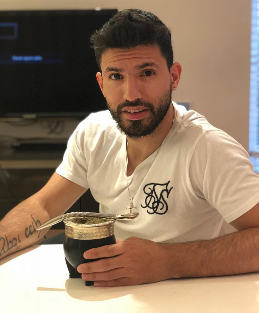 sergio aguero haircut: tips on how to style | foci | pinterest