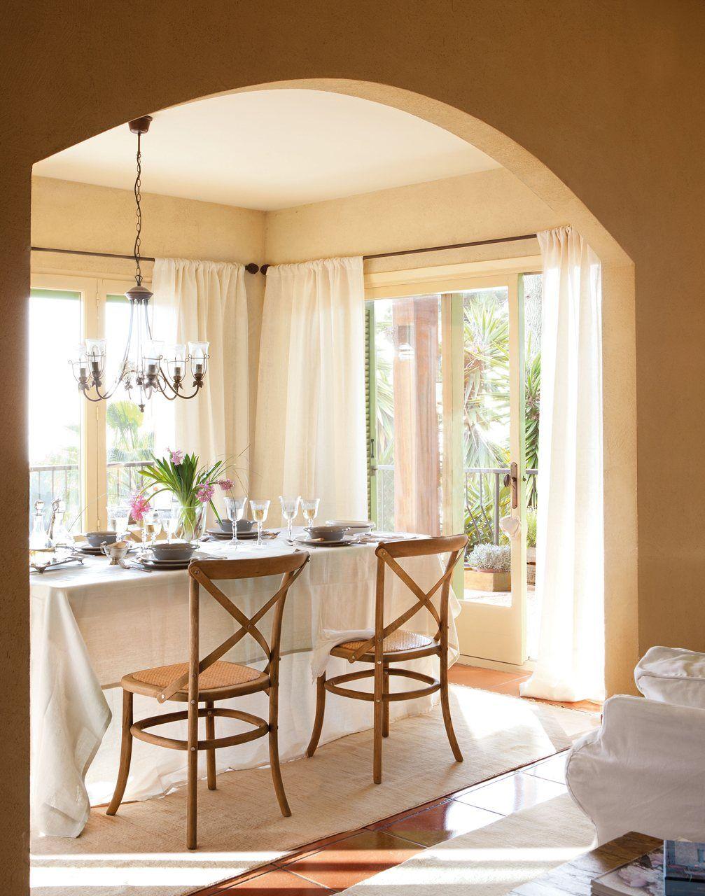 Del sal n al comedor el mueble 2 pinterest estilo for El mueble comedores