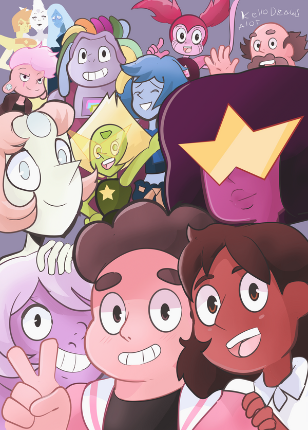 Steven universe Future by Kell0x on DeviantArt