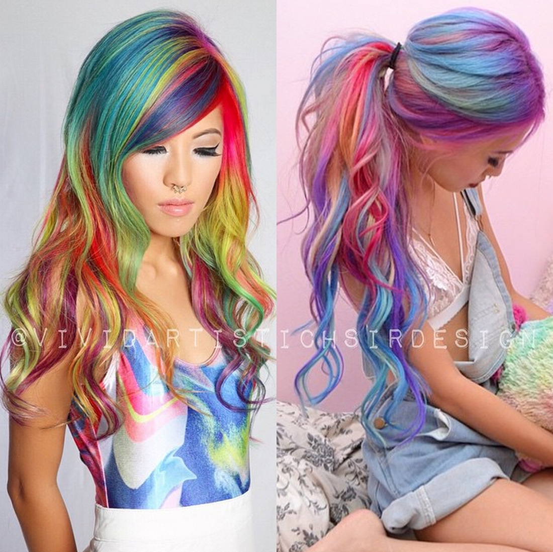 Art color hair - Sand Art Hair Is The New Hair Color Trend You Need To Try