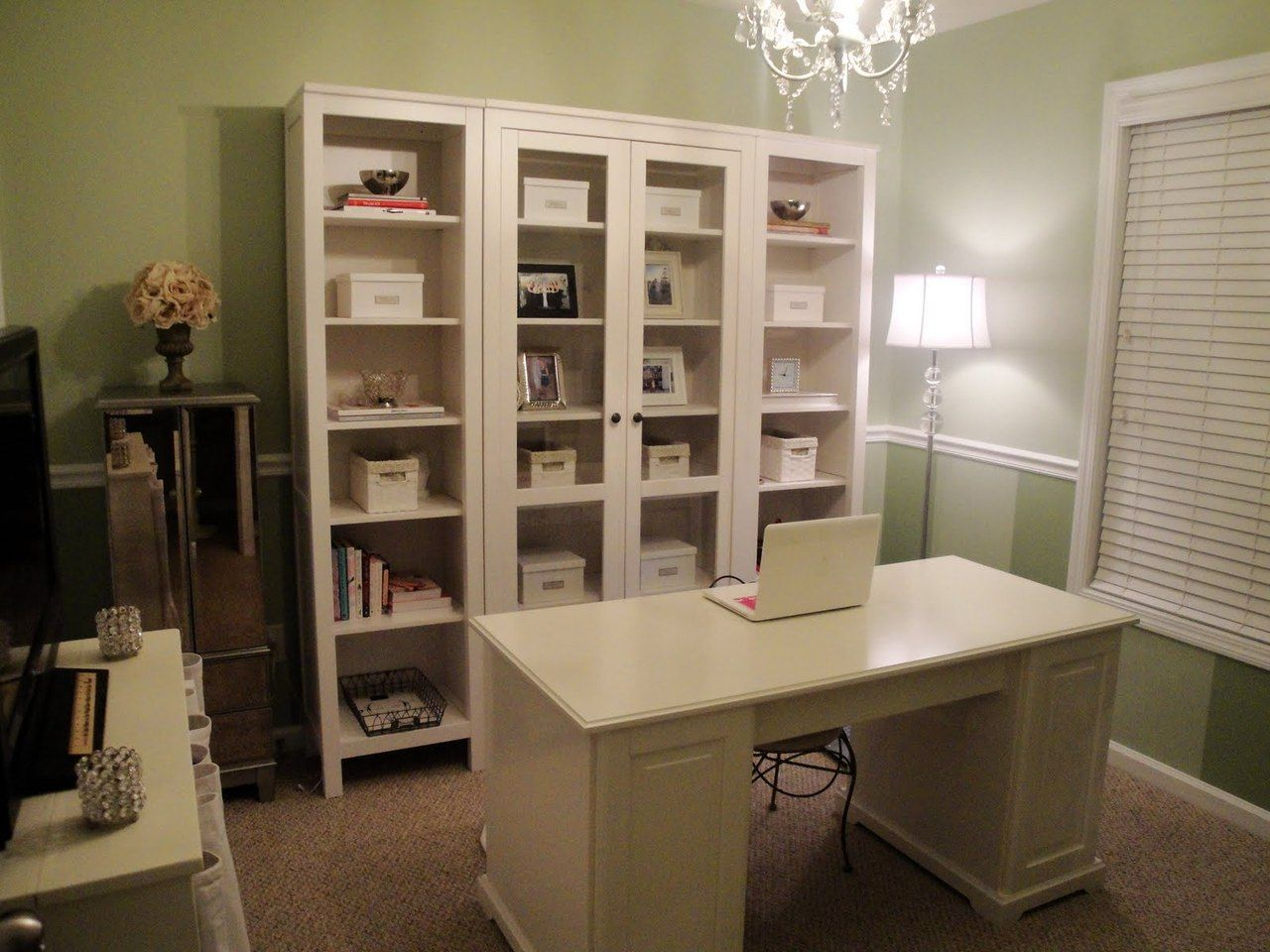 Chic Home Decor   Shabby Chic Home Office Decor For Tight Budget   Office  Architect