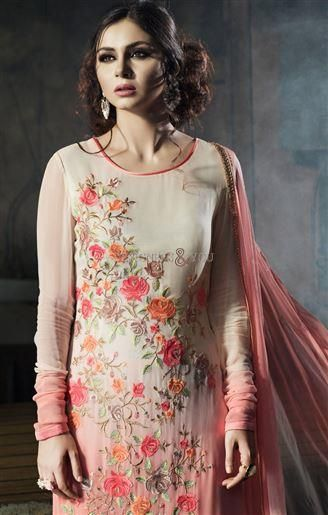 Hand Embroidery Designs For Salwar Kameez Pakistani Dress For Women | Designer Dresses ...