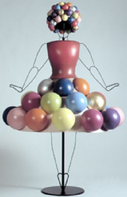 Light Color Sound Triadic Ballet Bauhaus Art Ballet Posters Bauhaus