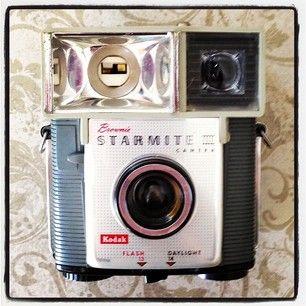 Vintage camera -- Kodak Brownie Starmite III