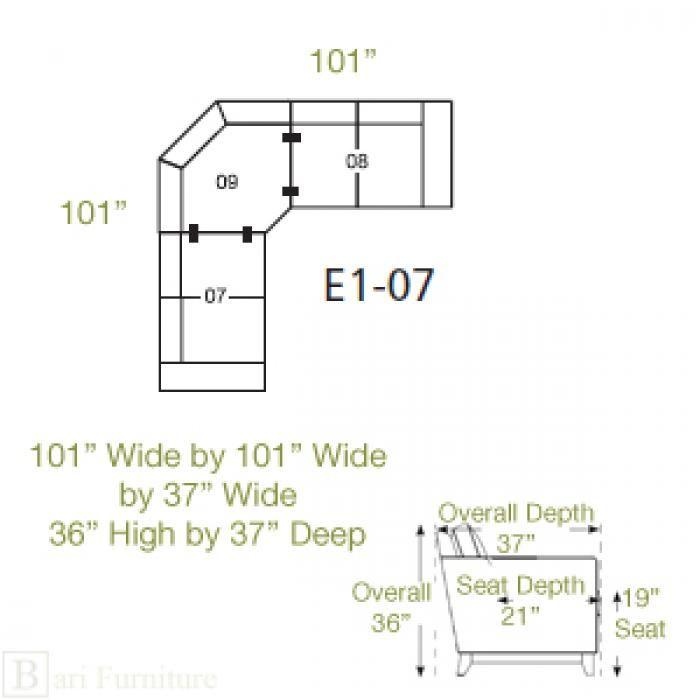 sofa measurements My Living Room Redo Pinterest Living room