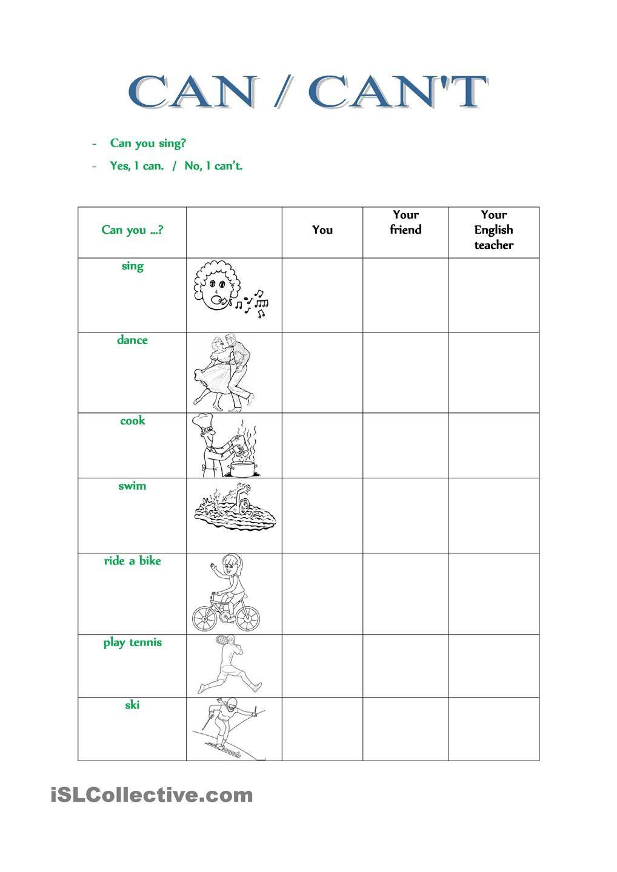Primary 4 English Grammar Worksheets