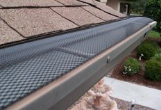 Keep Your Dream House A Dream With Trend Constructions Help Gutters And Downspouts Play An Important Role In Ca How To Install Gutters Gutters House Landscape