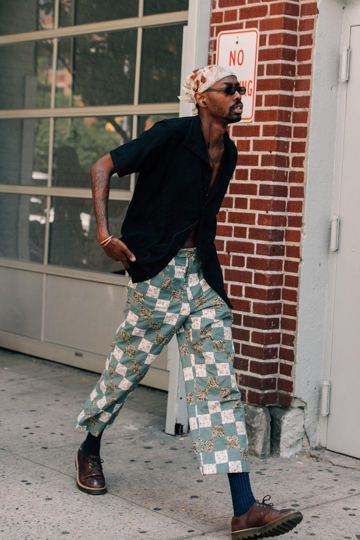 Le meilleur style de rue de la Fashion Week de New York: les hommes   – Street Style