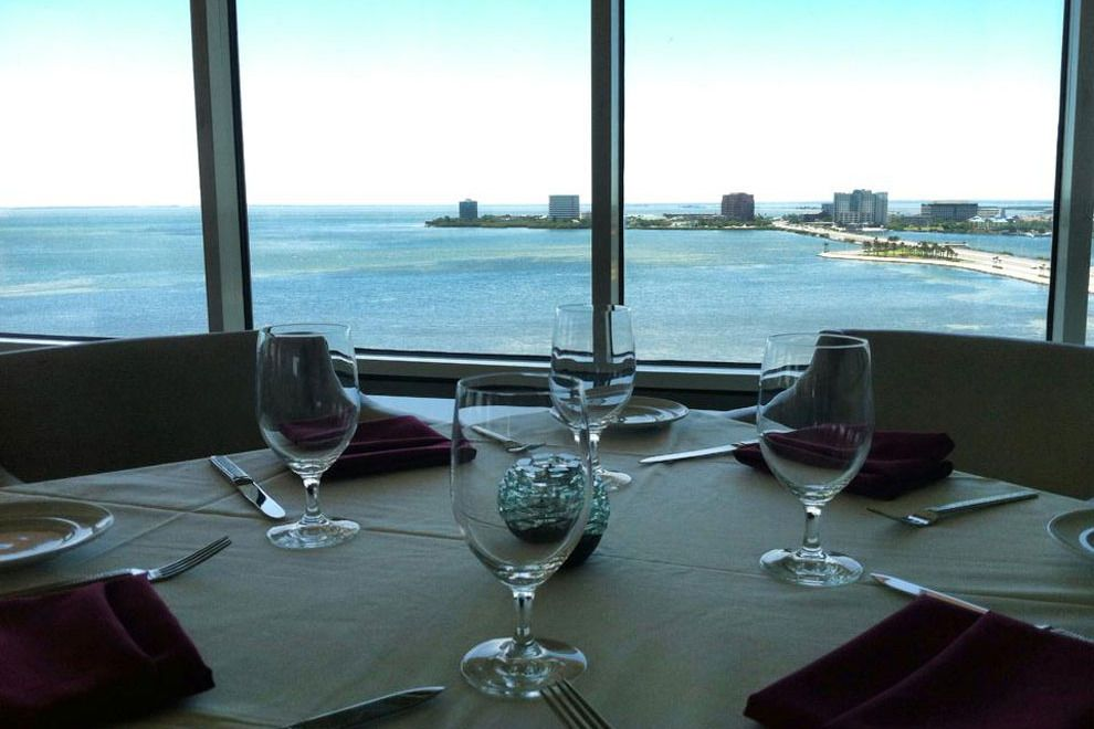 Romantic restaurants tampa bay