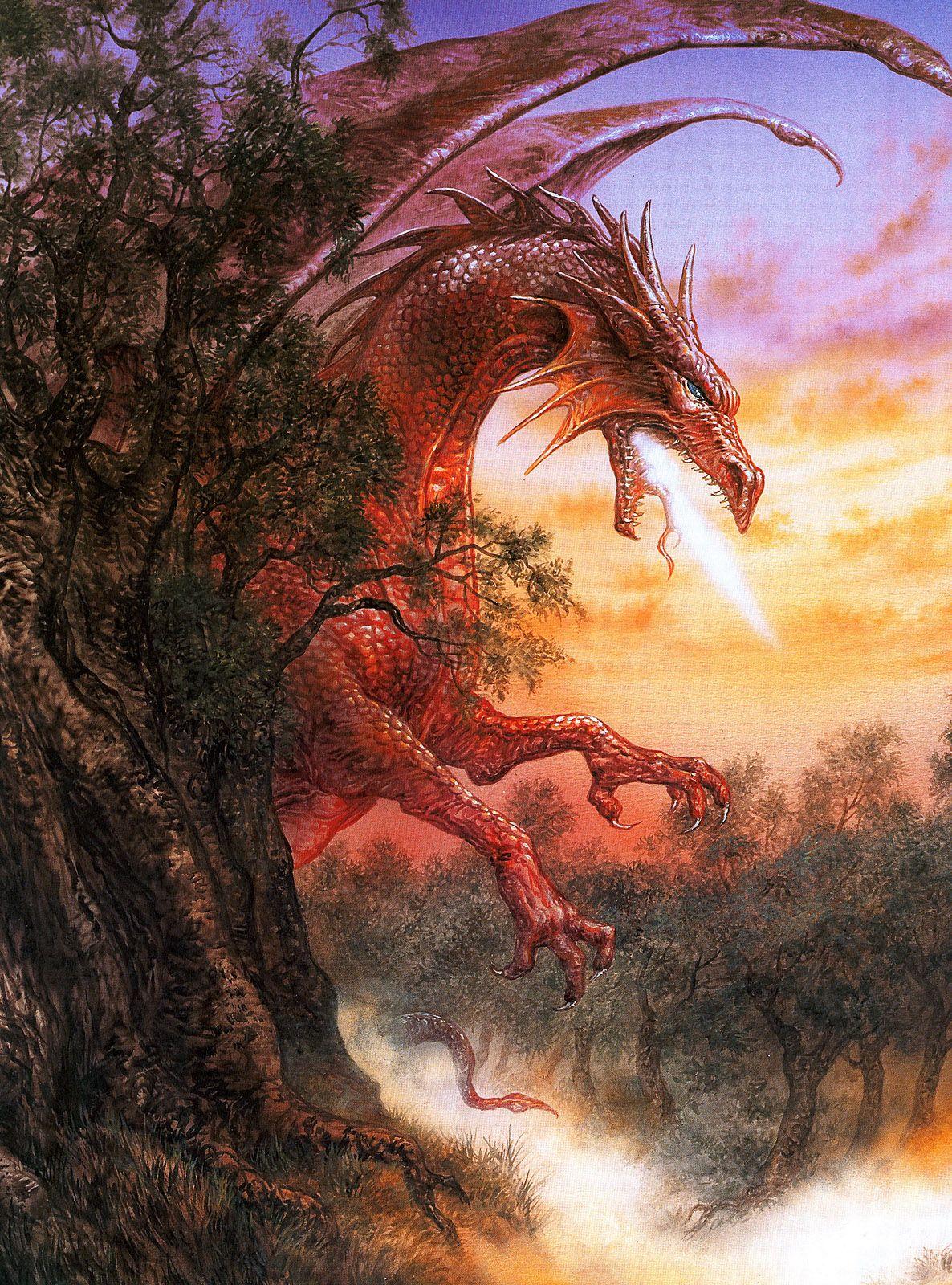 Pin Monty Gonzales Luis Royo Fantasy Art