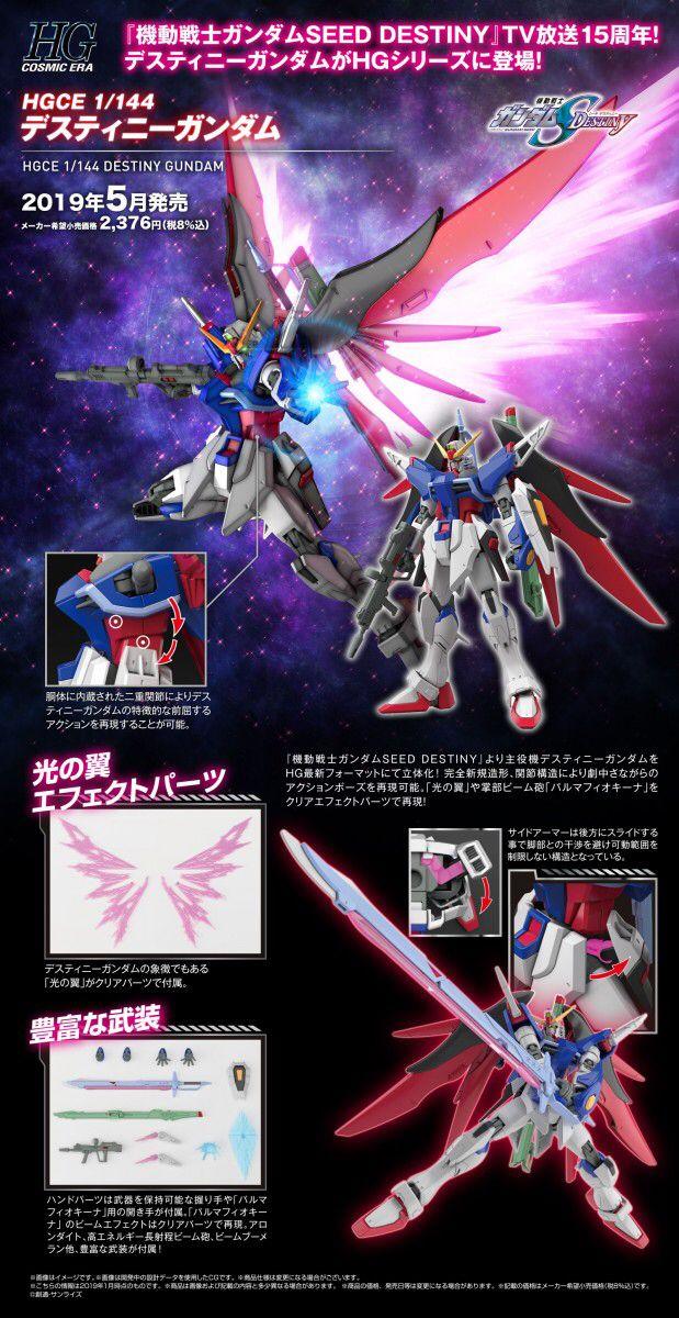 Pin by GUNJAP on Gundam Gundam, Destiny, Gundam seed