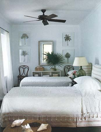 A GREAT post on {the rare} ceiling fans done right by @Lauren Liess