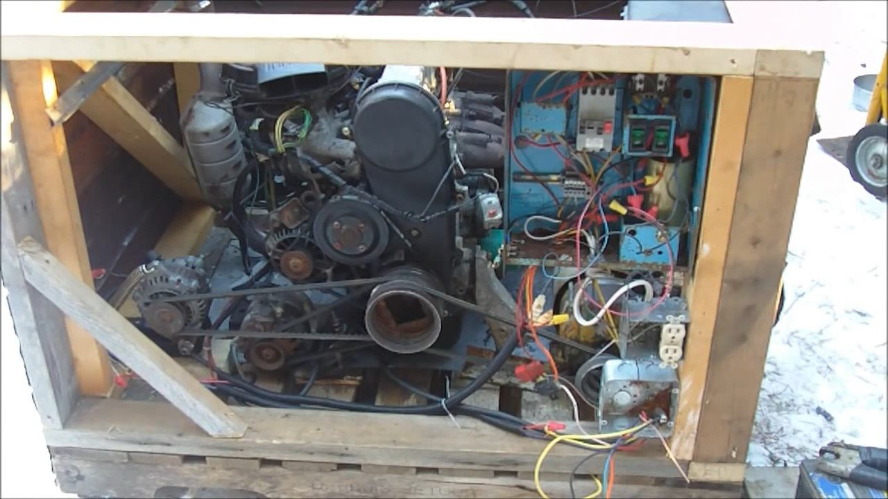 How to build a 50HP 12-120V Quiet Homemade Generator out of Scrap junk | Practical Survivalist | Page 2