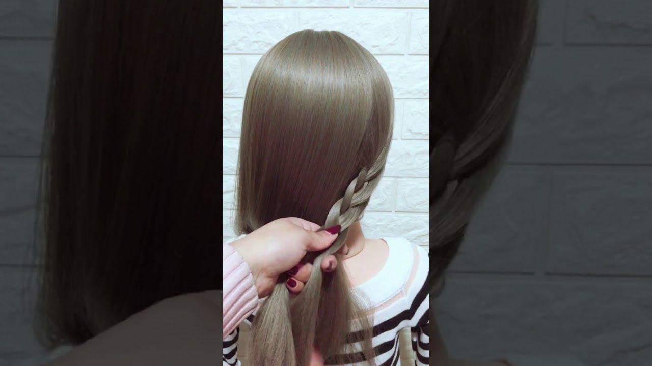 Long Wedge Hairstyles Tutorial 12  Wedge hairstyles, Hair