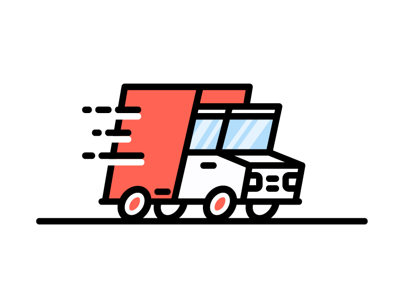 Delivery Truck Truck Icon Volkswagen 181 Instagram Highlight Icons