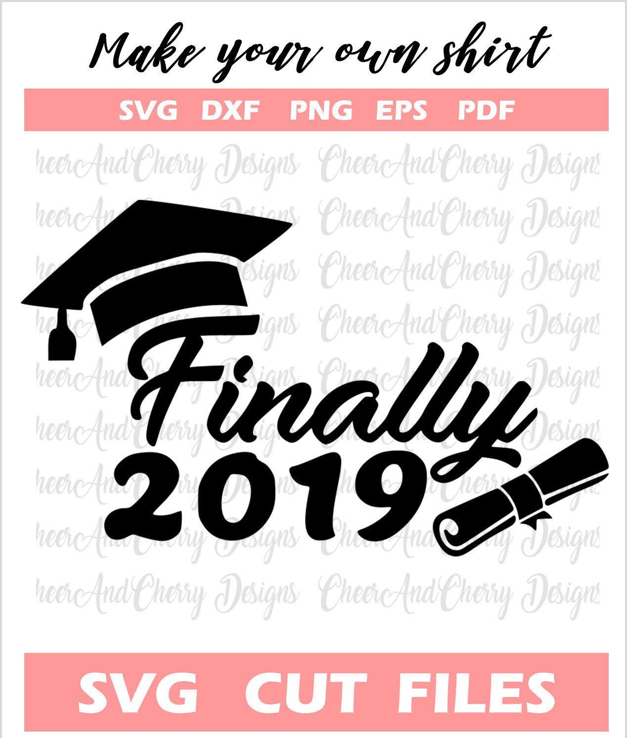 Class of 2019 Svg Png Jpg Proud Grandpa of the Graduate SVG Grad 2019 SVG Graduation SVG 2019 Grad Tshirt cut file
