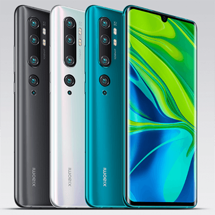 Xiaomi Has Introduced The Mi Cc9 Pro Smartphone In The Chinese Market Two Days Ago It S Global Alternative That Carri Xiaomi Smartphone Smartphone Features