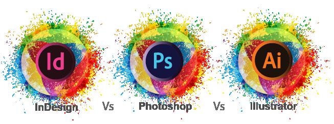 Adobe Illustrator and InDesign Adobe
