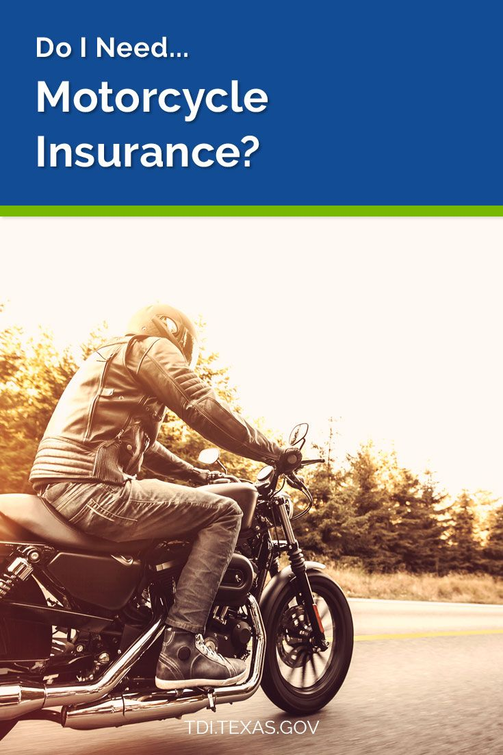 Do Motorcycles Need To Be Insured Insurance Motorcycle
