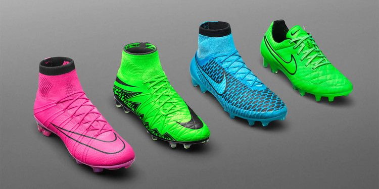 Nike Lighting Storm Boots Collection #uniswag