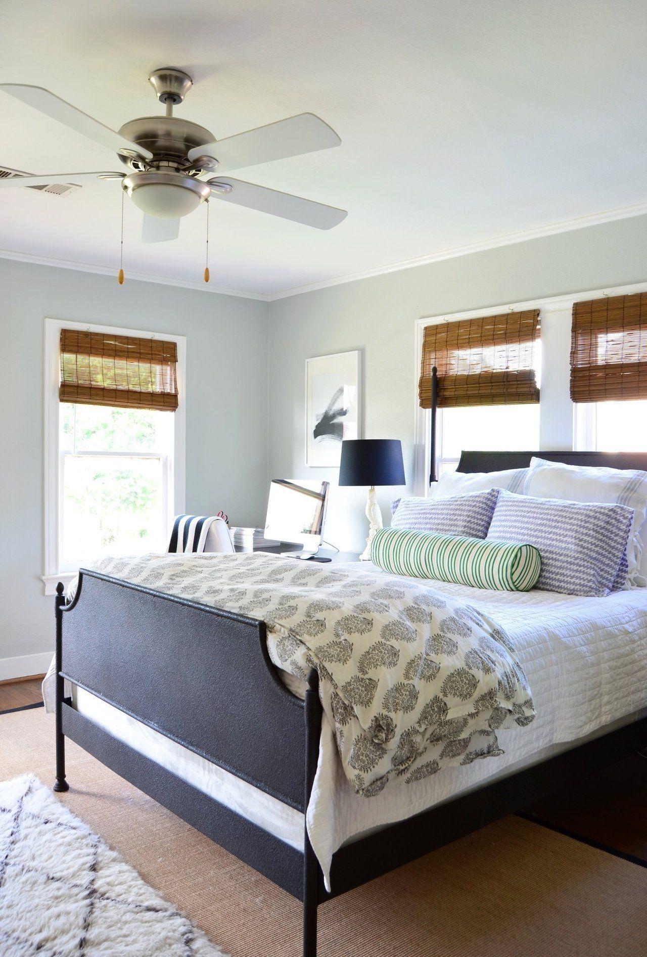 Erin & Jeff\'s Texas Cool | Schlafzimmer