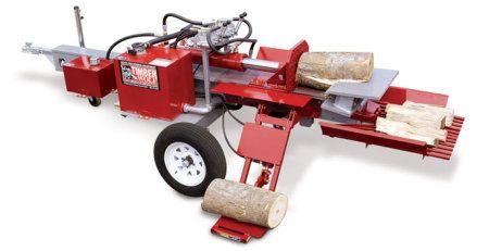 Log Splitter Plans Log Splitter Firewood Processor Wood