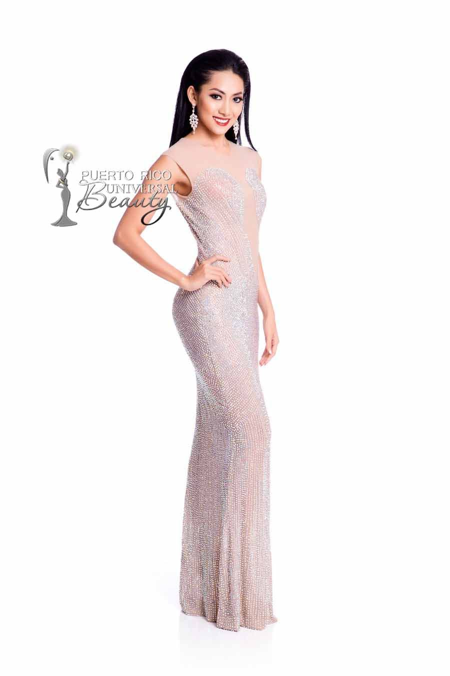 MISS UNIVERSE 2015 :: EVENING GOWN | May Bayani Thaw, Miss Universe ...
