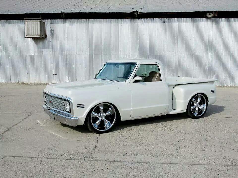 72 chevy pickup stepside