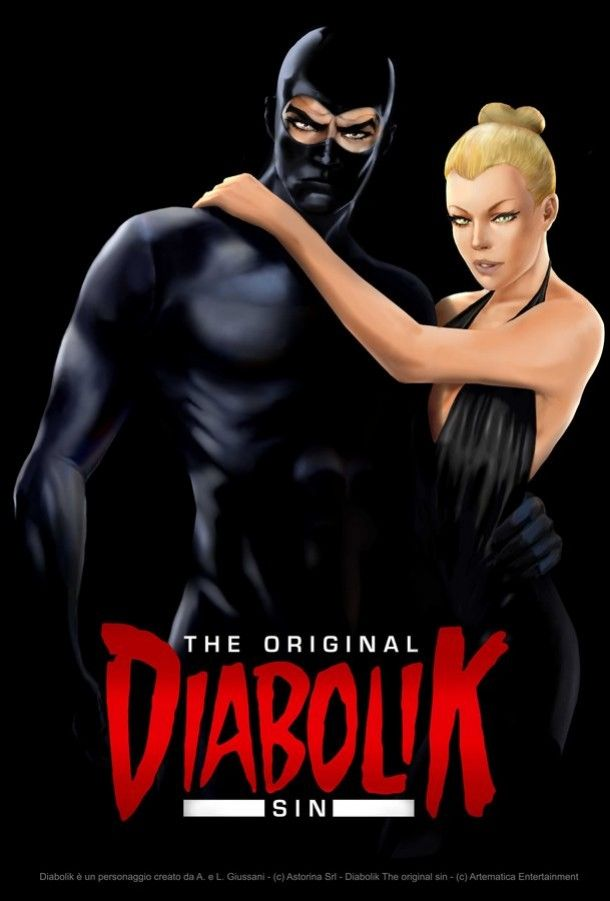 Diabolik ed Eva