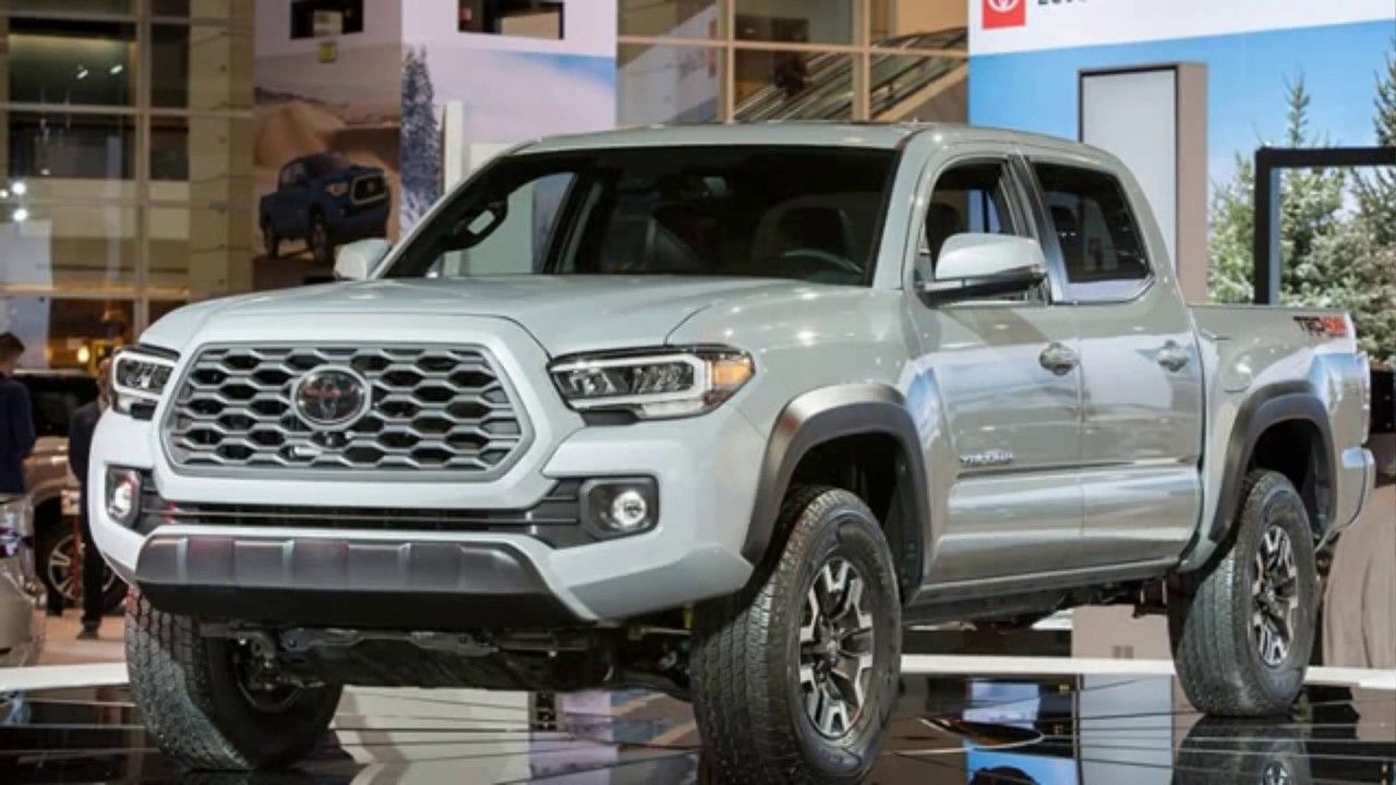 2020 toyota offroad perfection in a pickup