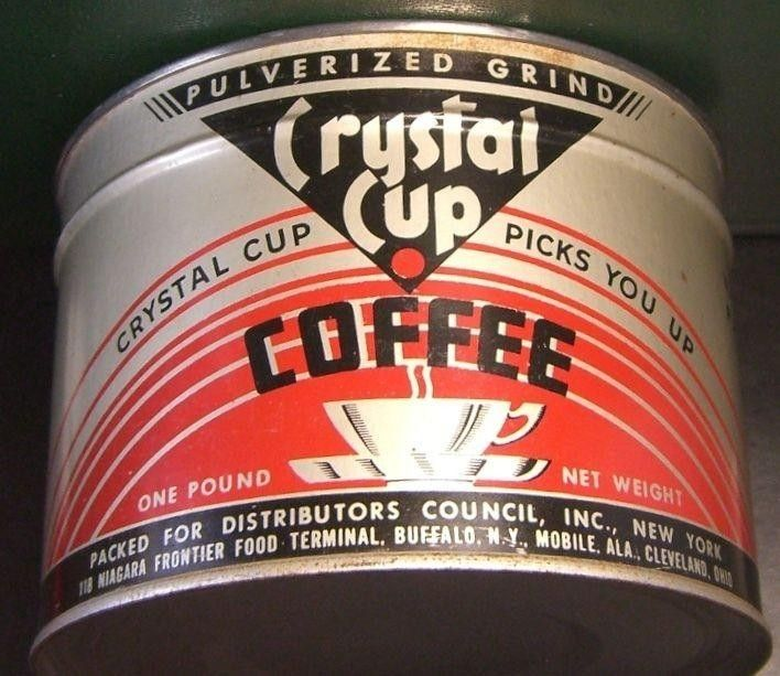 Crystal Cup Coffee