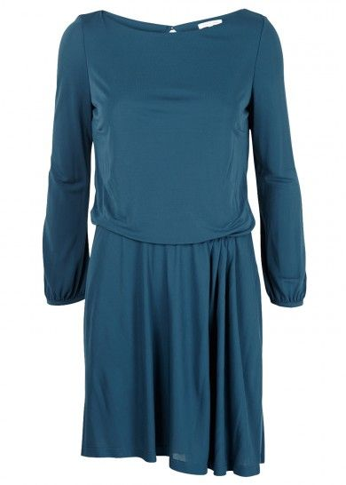 Patrizia Pepe - Petrol dress