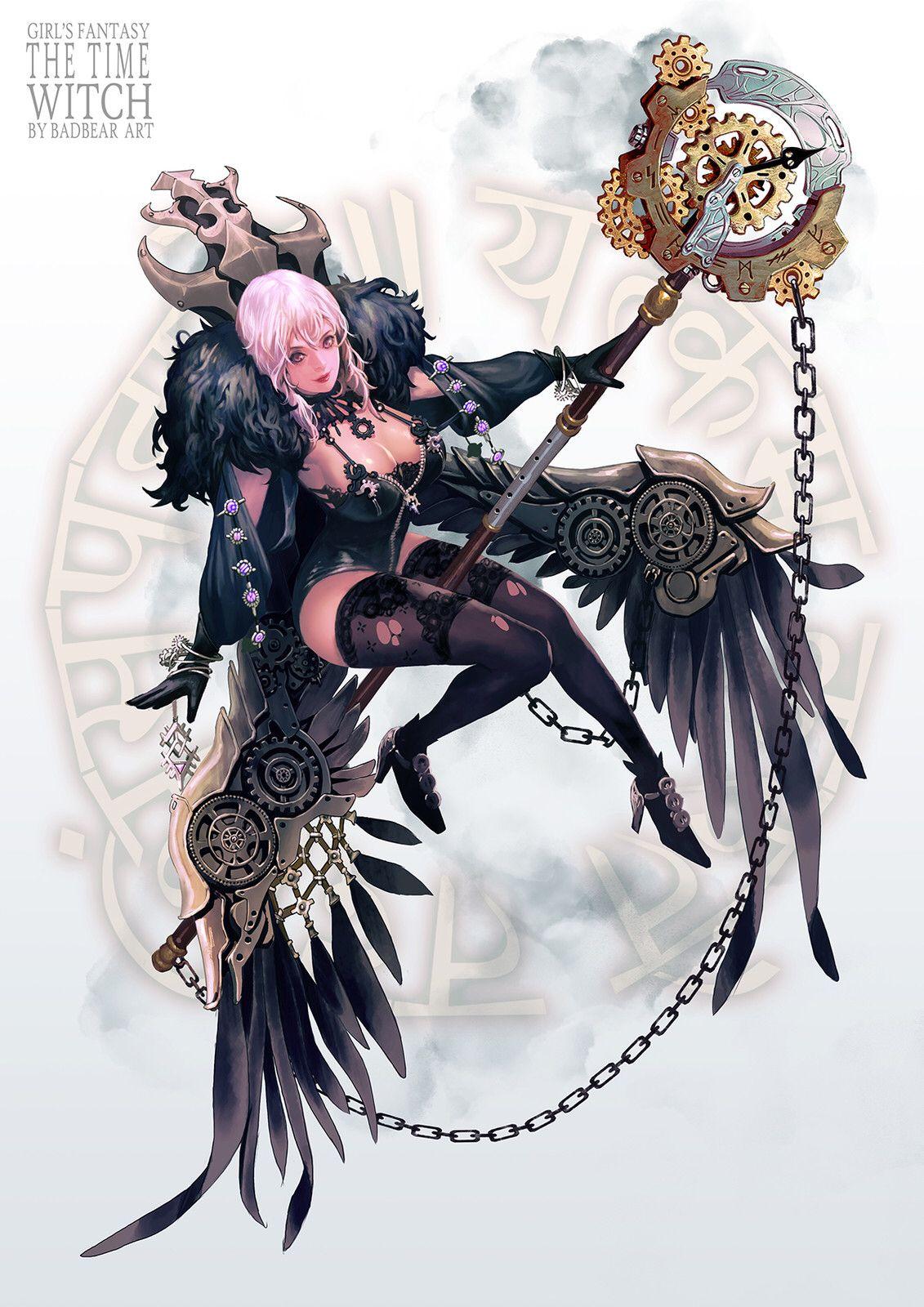 Sanghun In Arte de personajes, Diseño de personajes