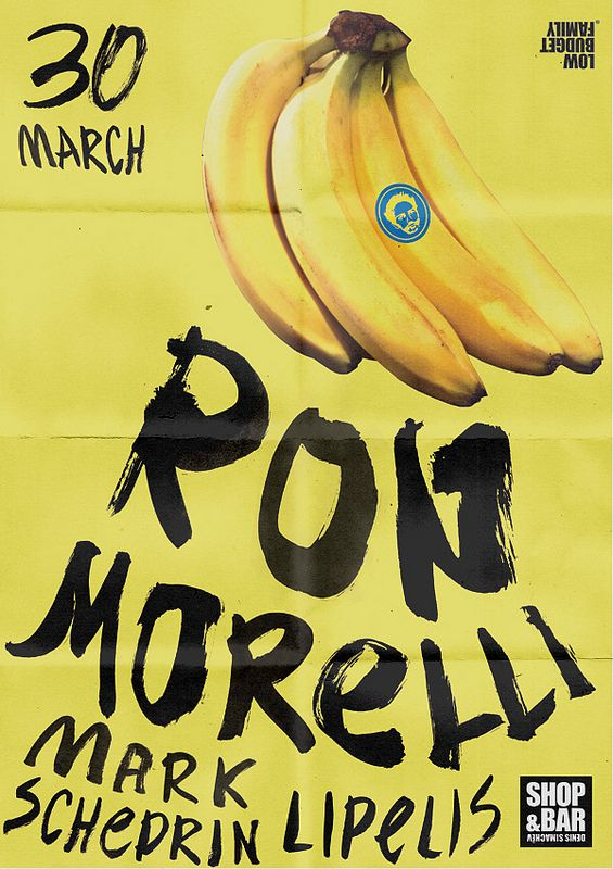 Ron Morelli poster - Young & Fresh
