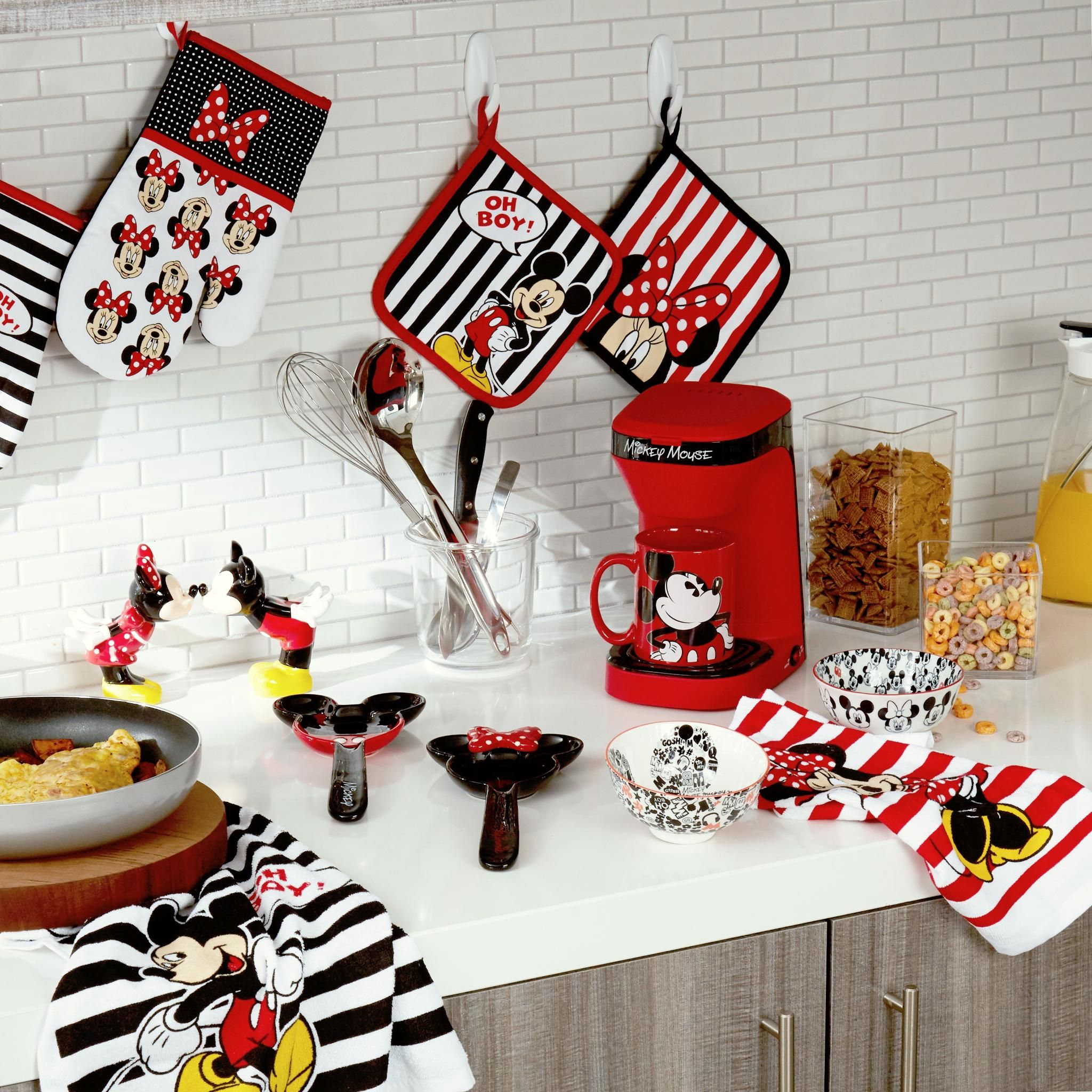 Mickey And Minnie Mouse Kitchen Accessories Novocom Top