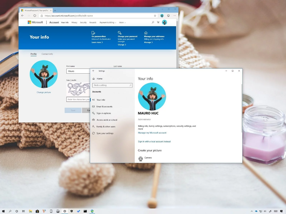 Need To Change Your Account Name On Windows 10 Here S How To Do It Windows 10 10 Things Windows