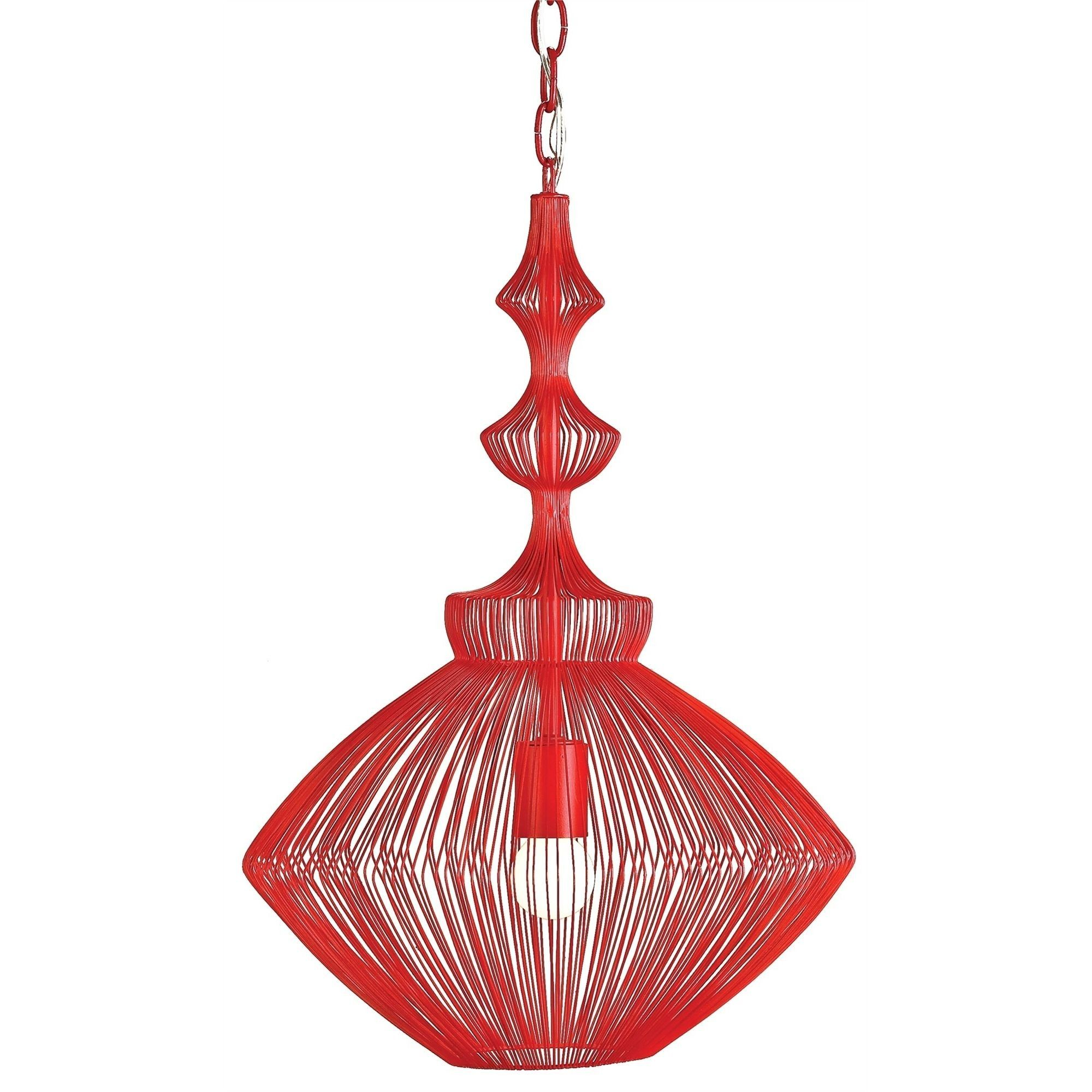 Currey and Company Parker Pendant
