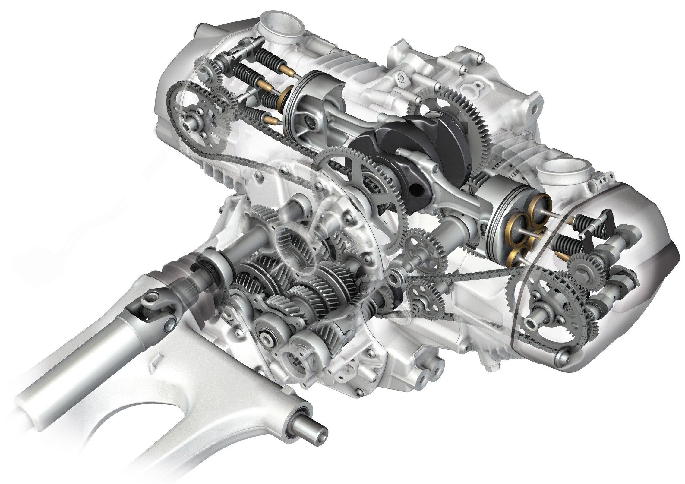 Motori Boxer Piatti Flat A Cilindri Contrapposti A V