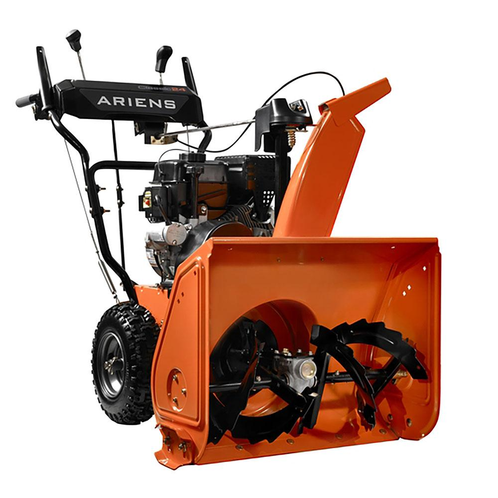 Ariens classic 24 in 2stage electric start gas snow