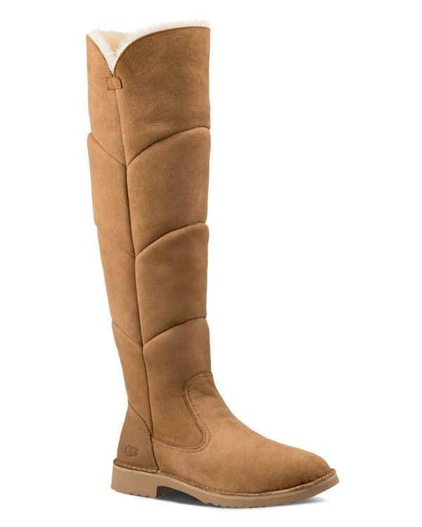 Ugg Sibley Sheepskin Over The Knee Boots