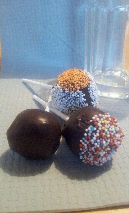 Meine ersten Cake-Pops