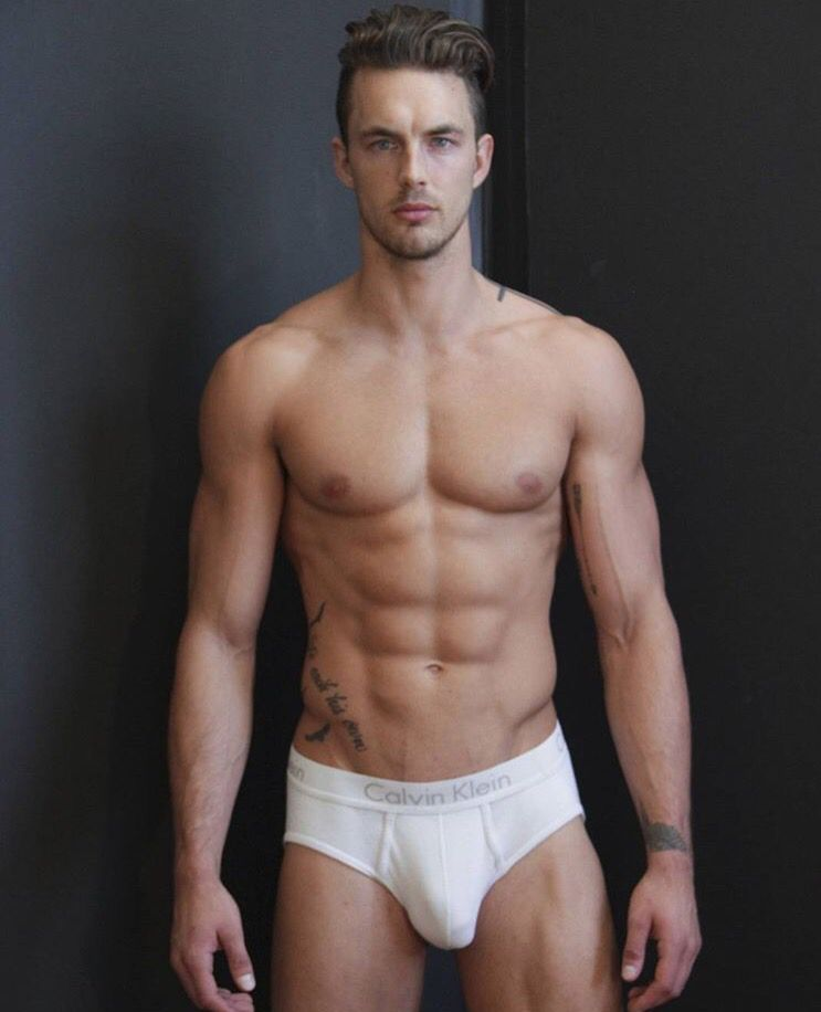 Pin on White briefs