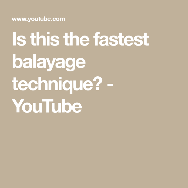 Is this the fastest technical scan  YouTube  Is this the fastest technical scan  YouTube