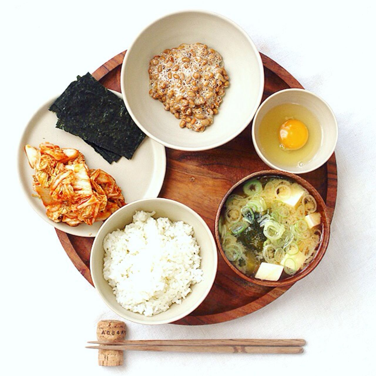 HIGUCCINI | Japanese breakfast