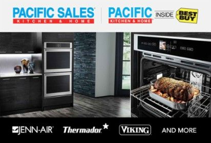 Pacific Sales Kitchen and Sales inside Best Buy | cool appliances ...