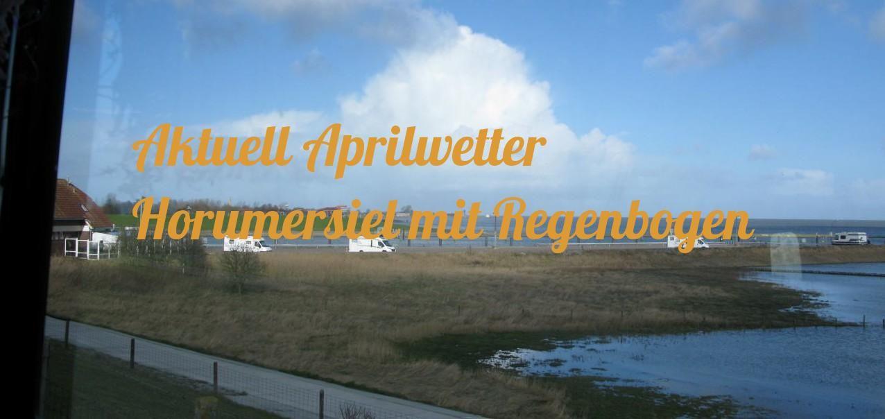 Aktuell Aprilwetter Horumersiel mit Regenbogen - http://rumtreiberin.com/aktuell-aprilwetter-horumersiel-19573/