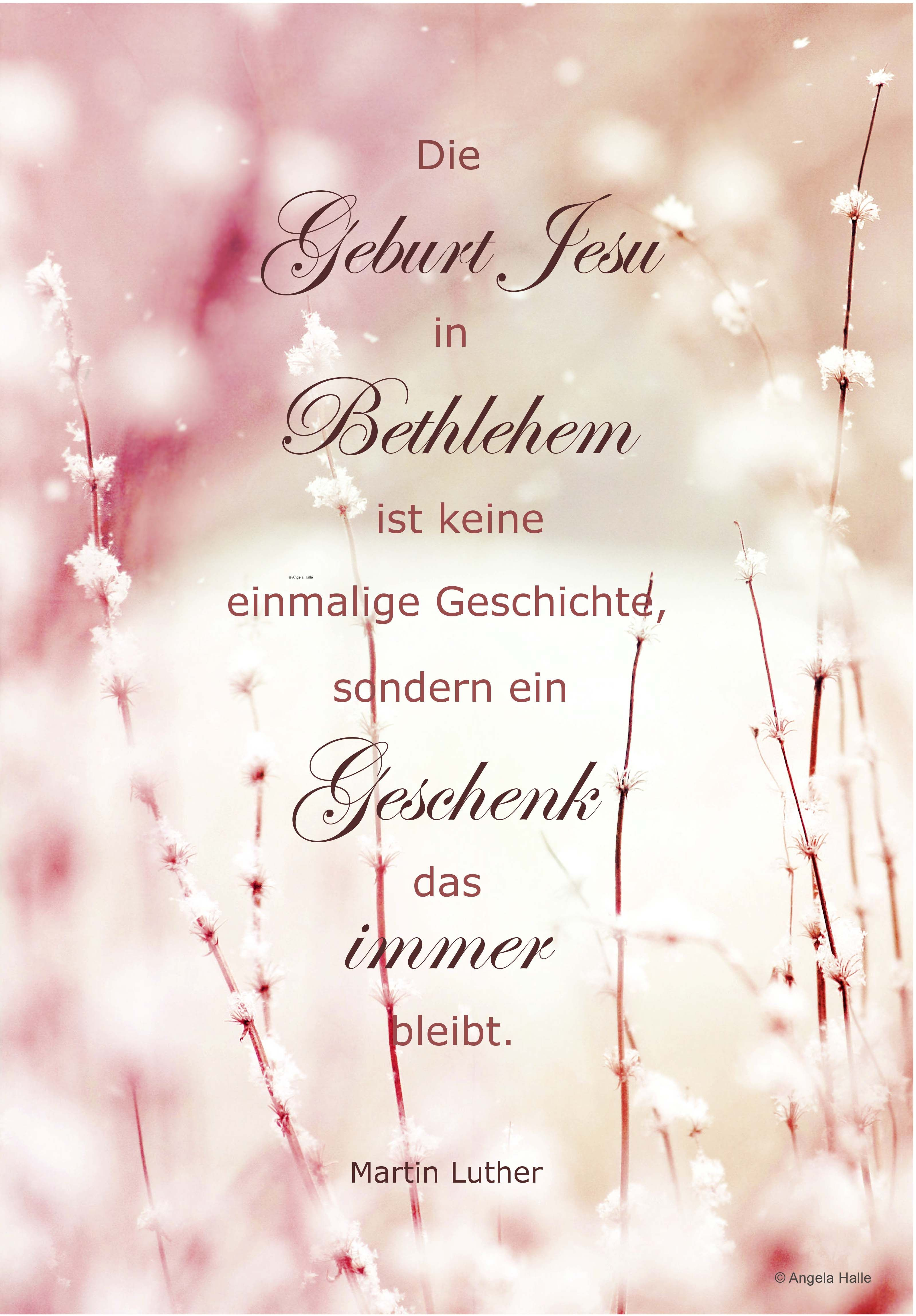 Geburt Jesu | Bibel♤♥*faith journaling,Bible art journaling, words ...