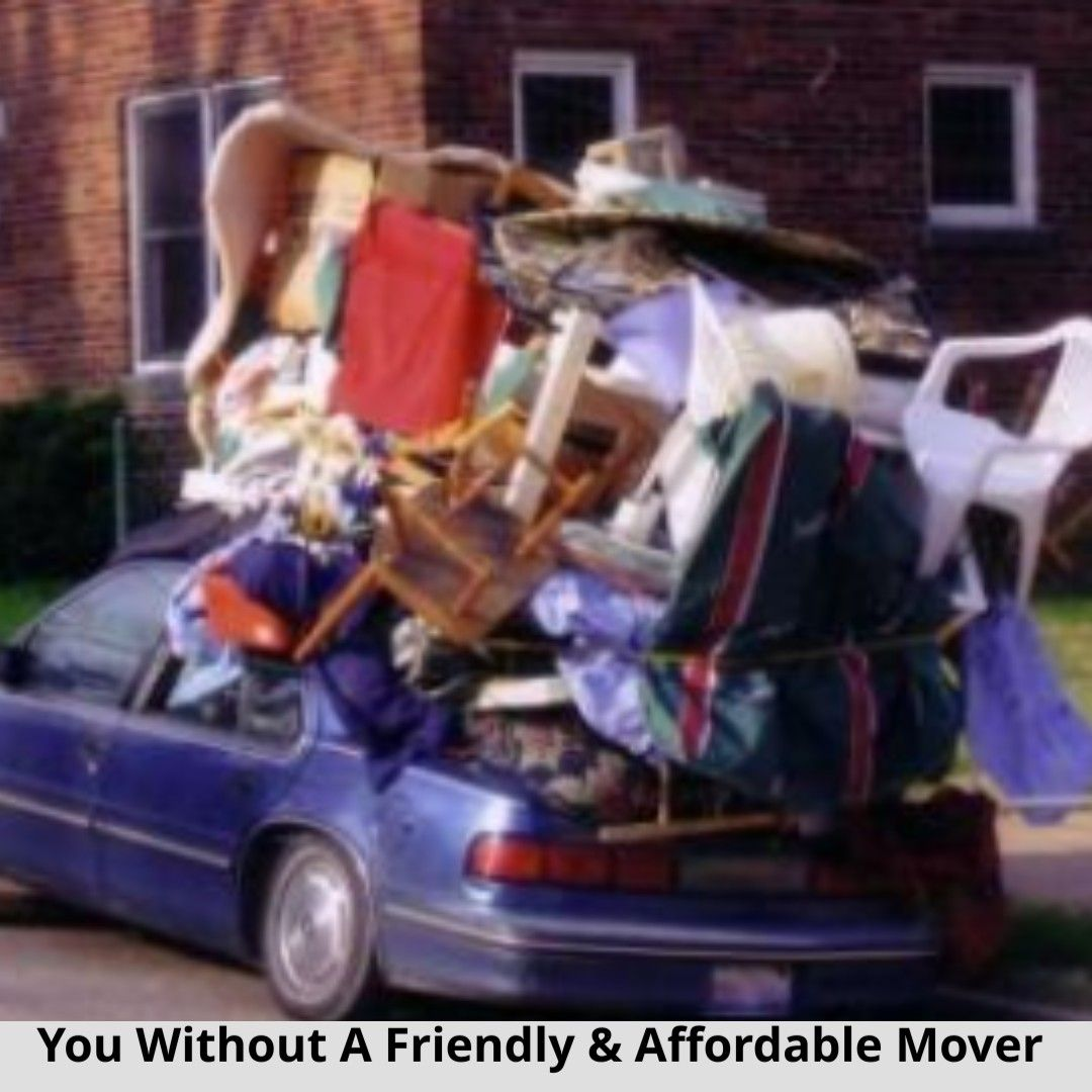 This Is You Without A Friendly Affordable Mover Let Us Take Care Of Your Move Get Your Free In Home Estimate Today Local Movers Local Move Virginia Beach